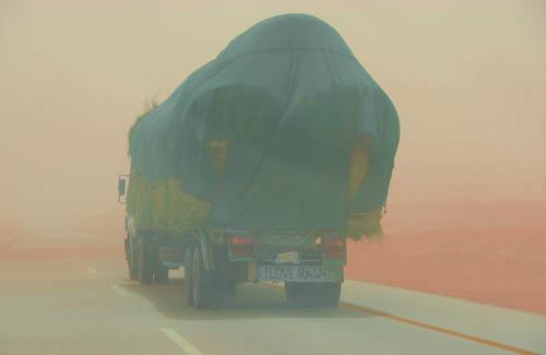 Road Riyadh-Hofuf